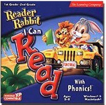 Reader Rabbit: I Can Read! with Phonics (輸入版) B000BL2AO2 Parent