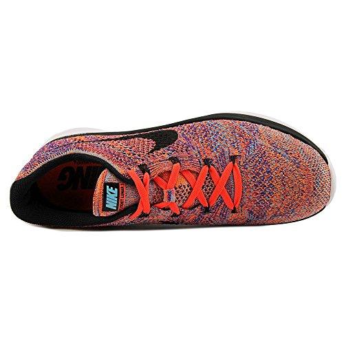 Crmsn Concord Blk ttl Naranja Shoes Orng Running NIKE 's ttl Men Naranja Lunar3 Flyknit qnPS68