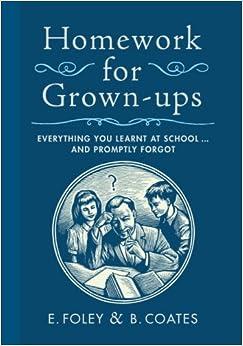 Homework for grownups