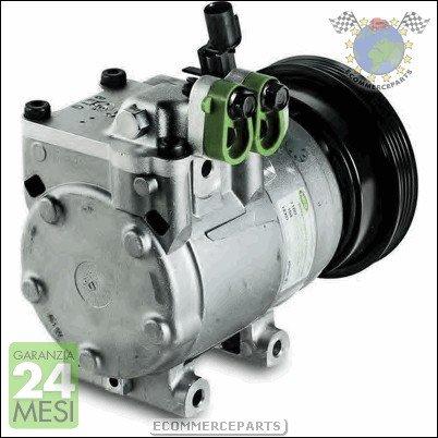 CLB Compresor Aire Acondicionado SIDAT Hyundai Getz Gasolina 20: Amazon.es: Coche y moto