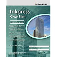 Inkpress CF131920 Clear Film 5 Mil 13x19in 20 by Inkpress