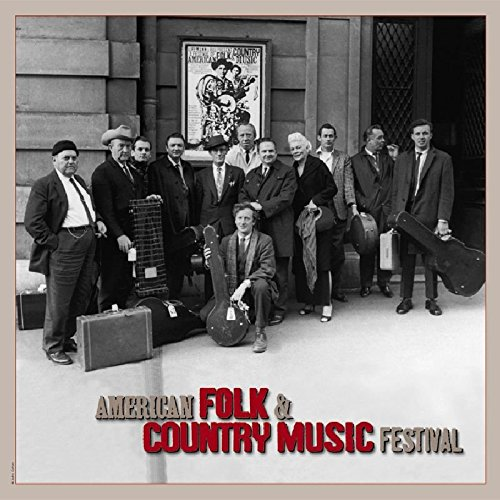 American Folk & Country Music Festival by Various - History