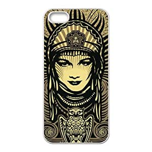 Happy Shepard fairey art Phone Case for Iphone 5s