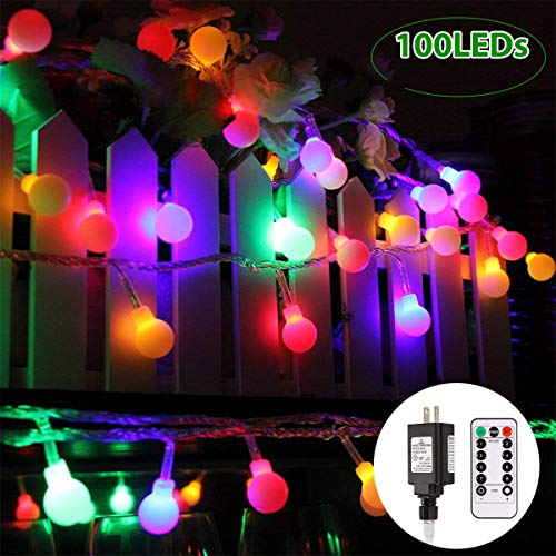 Colored Led Patio Lights