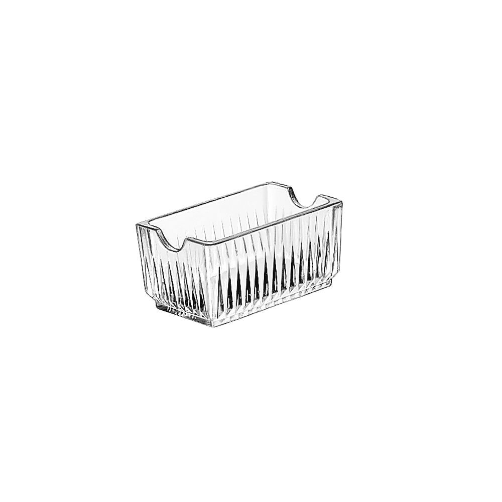 Libbey 5460 Winchester Glass Sugar Packet Holder - 24 / CS