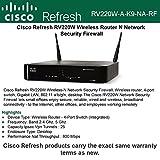 Cisco Refresh RV220W Wireless Router N Network Security Firewall 802.11 a/b/g/n