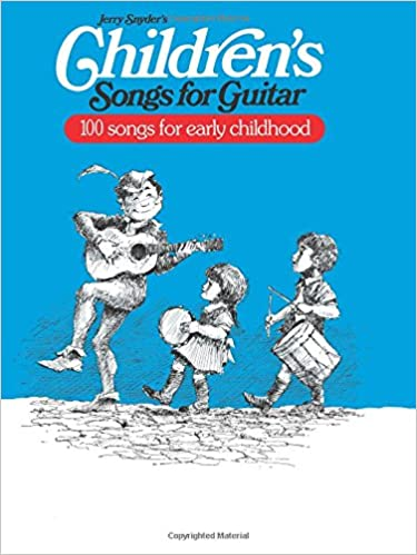 1a567448 Amazon.com: Children's Songs for Guitar: 100 Songs for Early Childhood  (9780769212746): Jerry Snyder: Books