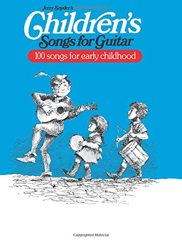 Childrens Chords Song (Children's Songs for Guitar: 100 Songs for Early Childhood)