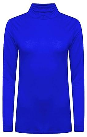 Fashion Lovers - Camiseta - Jersey de Cuello Polo. - para Mujer ...