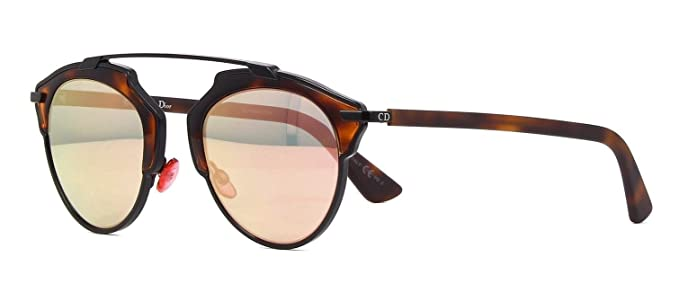 Amazon.com: Nuevo christian dior tan real XO2/0J un negro ...