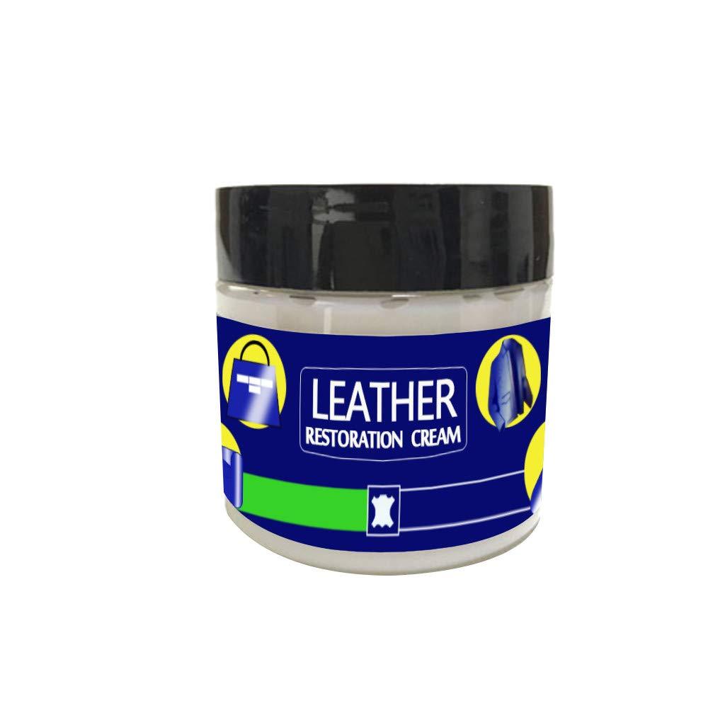 Crema Reparadora De Cuero,CHshe❤❤,Compuesto de relleno de ...