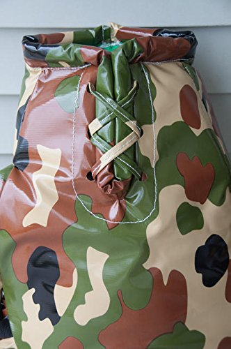 Giant Boxing Gloves for Bounce House Inflatables, Commercial Quality Low Density Foam and Double Stitched Vinyl, Replacement for Interactive Inflated Boxing Ring (Green and Brown Camo Pair) by TentandTable (Image #7)