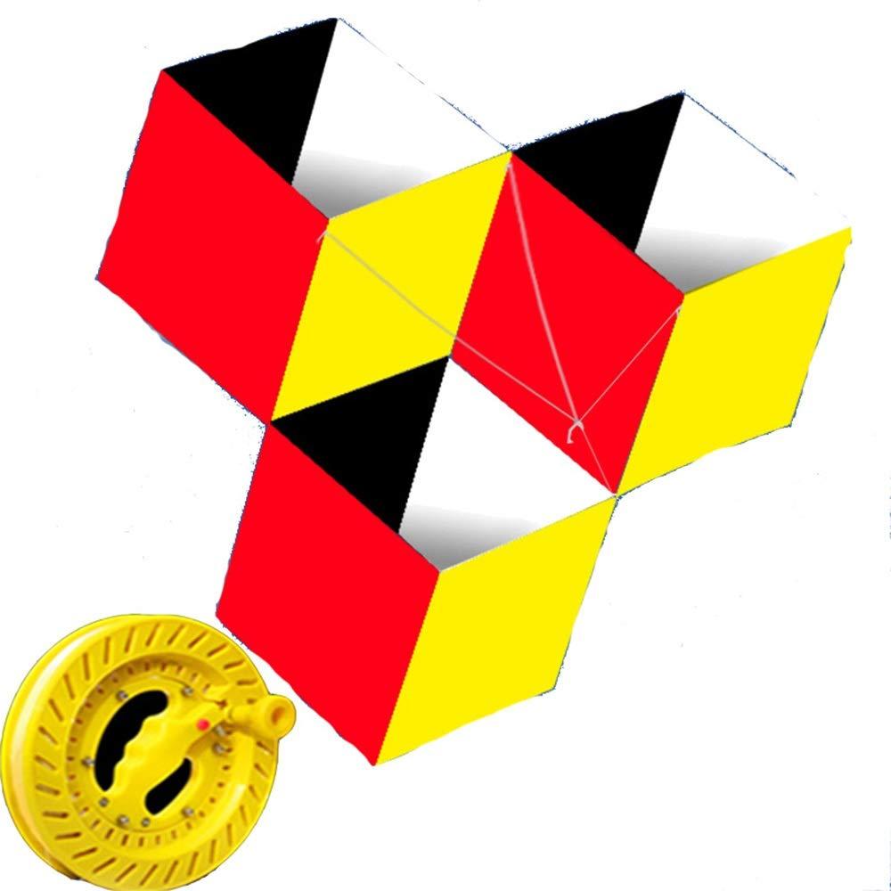 凧アウトドア玩具 G 立体カイト/アダルトカイト/ルービックカイト/マルチカラー(そよ風が降りやすい) B07QL1KNCN スポーツ健康の楽しみ (色 : : G g) B07QL1KNCN E E, オコッペチョウ:23fa72bb --- ferraridentalclinic.com.lb
