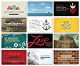 Bible Verse Magnets (set of 12)