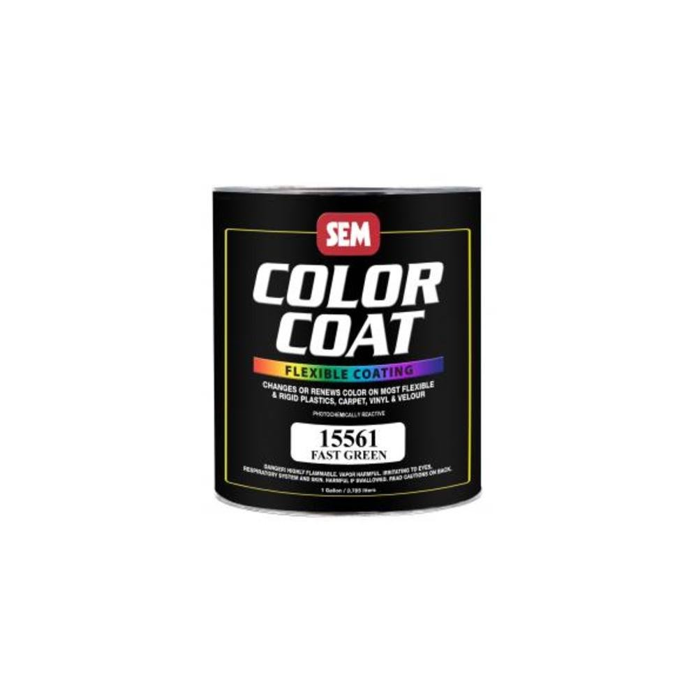 Sem Products Inc - Haz Color Coat Fast Green Gal - Se15561
