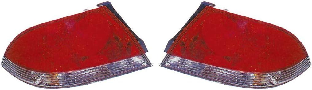 Bumper Bracket For 2004-2007 Mitsubishi Lancer Rear Driver Side