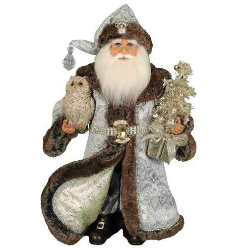 Karens Doll - Karen Didion Midnight Elegance Santa