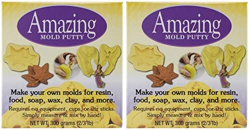 2 PACK Alumilite Amazing Putty 0 66 Pound product image