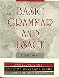 Basic Grammar and Usage 9780155032569
