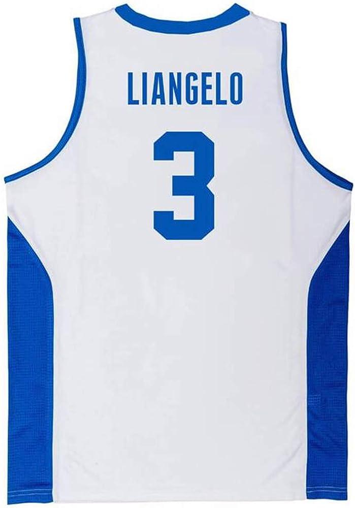 Amazon.com: Camiseta de baloncesto para hombre de la marca ...