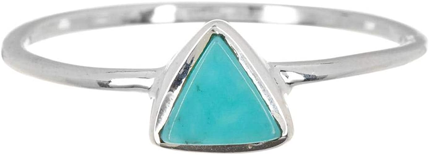 hipster triangle ring unique jewelry findings
