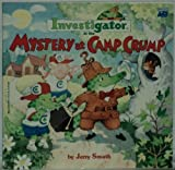 Investigator in the Mystery at Camp Crump, Jerry Smath, 0816734224