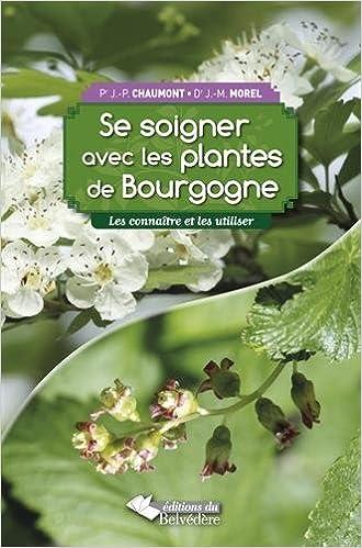 Amazon Fr Se Soigner Avec Les Plantes De Bourgogne Chaumont Jean Pierre Morel Jean Michel Livres