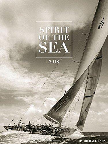 Spirit of the Sea 2018 - Bildkalender XXL (48 x 64) - Segelkalender - Landschaftskalender - Naturkalender