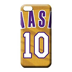 diy zheng Ipod Touch 4 4th cover Designed Snap On Hard Cases Covers phone cover shell losangeles lakers nba basketball