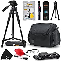 Deluxe Accessories Bundle / Kit for Nikon Coolpix B500, B700, L340, L330, L320, L840, L830, L820, A900, P900, P610, L120, L310, L810