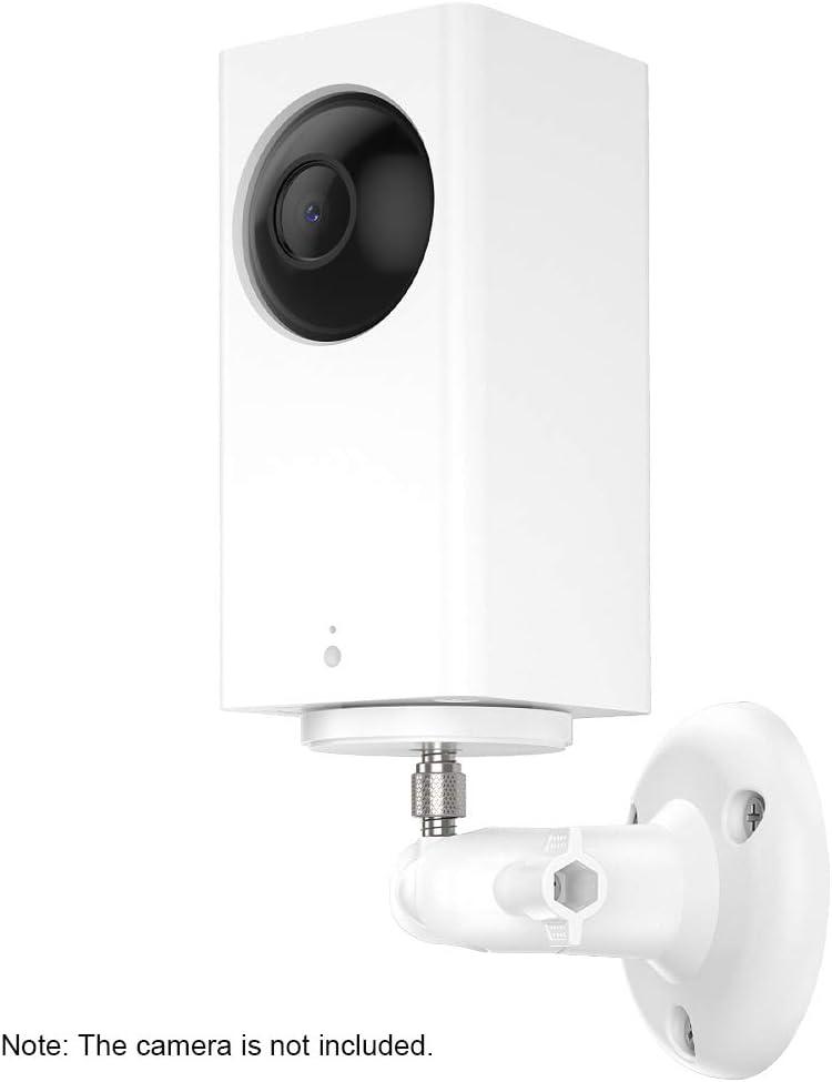 Verstellbare Wandhalterung f/ür ARLO HD//ARLO PRO//ARLO PRO2 ARLO GO//ARLO Ultra//WYZE CAM PAN Home-Kamerahalterung f/ür Indoor Security Indoor