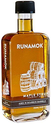 Runamok Maple Syrup - Bourbon Barrel-Aged Maple Syrup - ()
