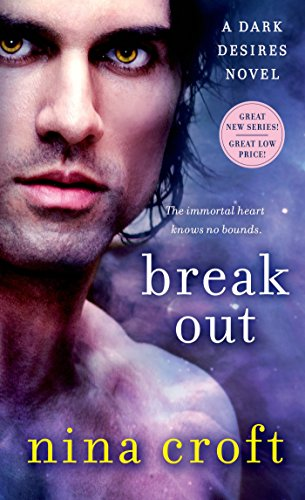 book cover of Break Out