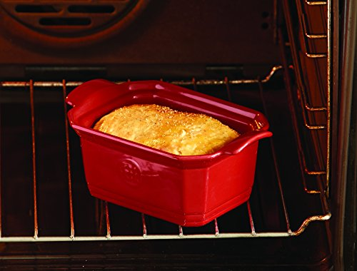 Emile Henry 119706 France Ovenware Terrine & Press, Small, Flouro by Emile Henry (Image #4)