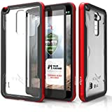 LG Stylo 2 Case, Zizo [Shock Series] w/ FREE [LG Stylo 2 Screen Protector] Crystal Clear [Military Grade DropTested...