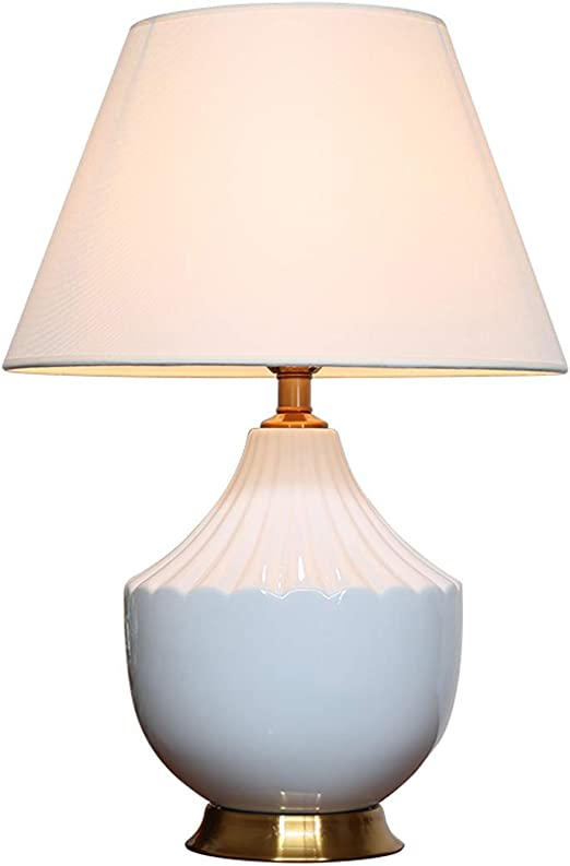 Lámpara de Mesa de cerámica Americana, Sala de Estudio, rincón del ...