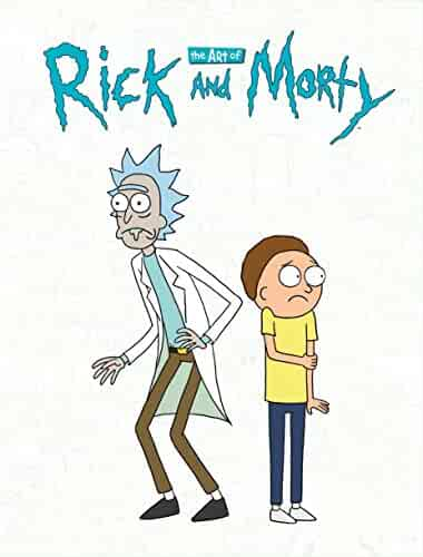 The Art of Rick and Morty