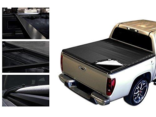 93-11 FORD RANGER (STD/EXT CAB), 6' SHORT BED VINYL TONNEAU COVER (HIDDEN SNAP SOFT ROLL-UP) (Ext Ranger Cab Ford Short)
