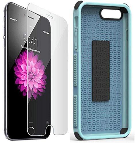 check out 4b1da 021fe Amazon.com: iPhone 8 Plus Case, PureGear [Soft Blue] Dualtek Extreme ...