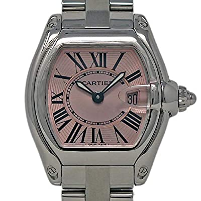 Cartier Roadster Swiss-Quartz Female Watch W62017V3 (Certified Pre-Owned) by Cartier