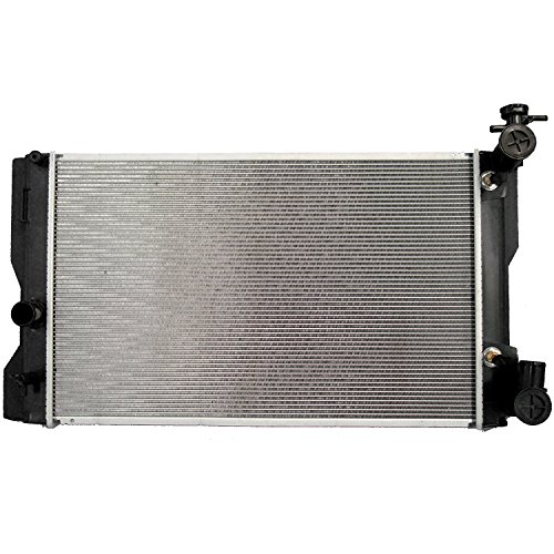 ECCPP Radiator 13106 for 2009-2011 Toyota Corolla/Matrix Base/CE/LE/S/XLE Sedan/Wagon 4-Door 1.8L by ECCPP