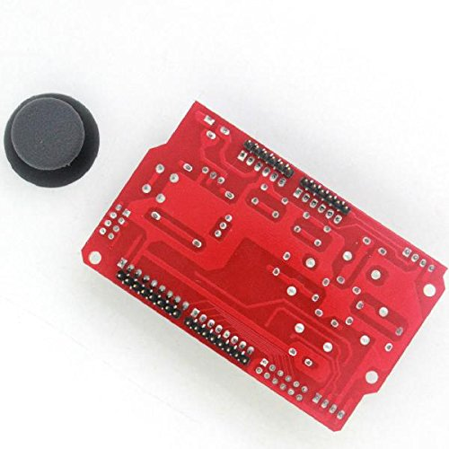 QX Electronics Integrated Circuit 5pcs/lot Joystick Shield v1.2 for Arduino Compatible