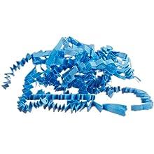 Aviditi CP10Z Crinkle Cut Paper, 10 lbs per Case, Sky Blue