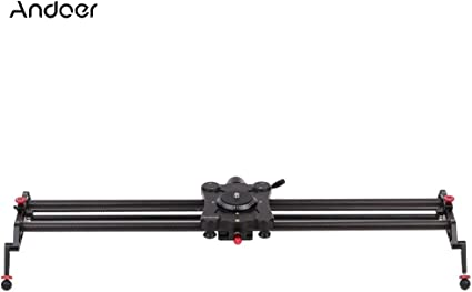 Andoer Gp 80qd 80cm Carbon Fiber Motorisierte Kamera