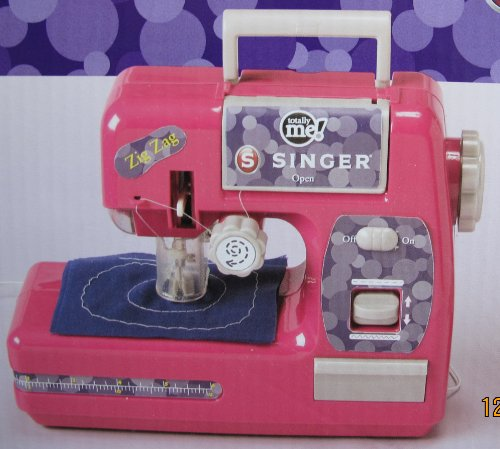 Amazon Totally Me Child Size Singer Sewing Machine W Extraordinary Totally Me Sewing Machine