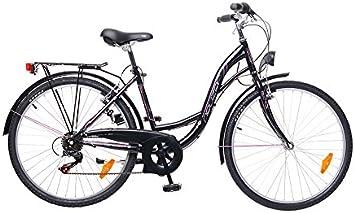 Bicicleta de paseo - Venezia 6 velocidades - 26