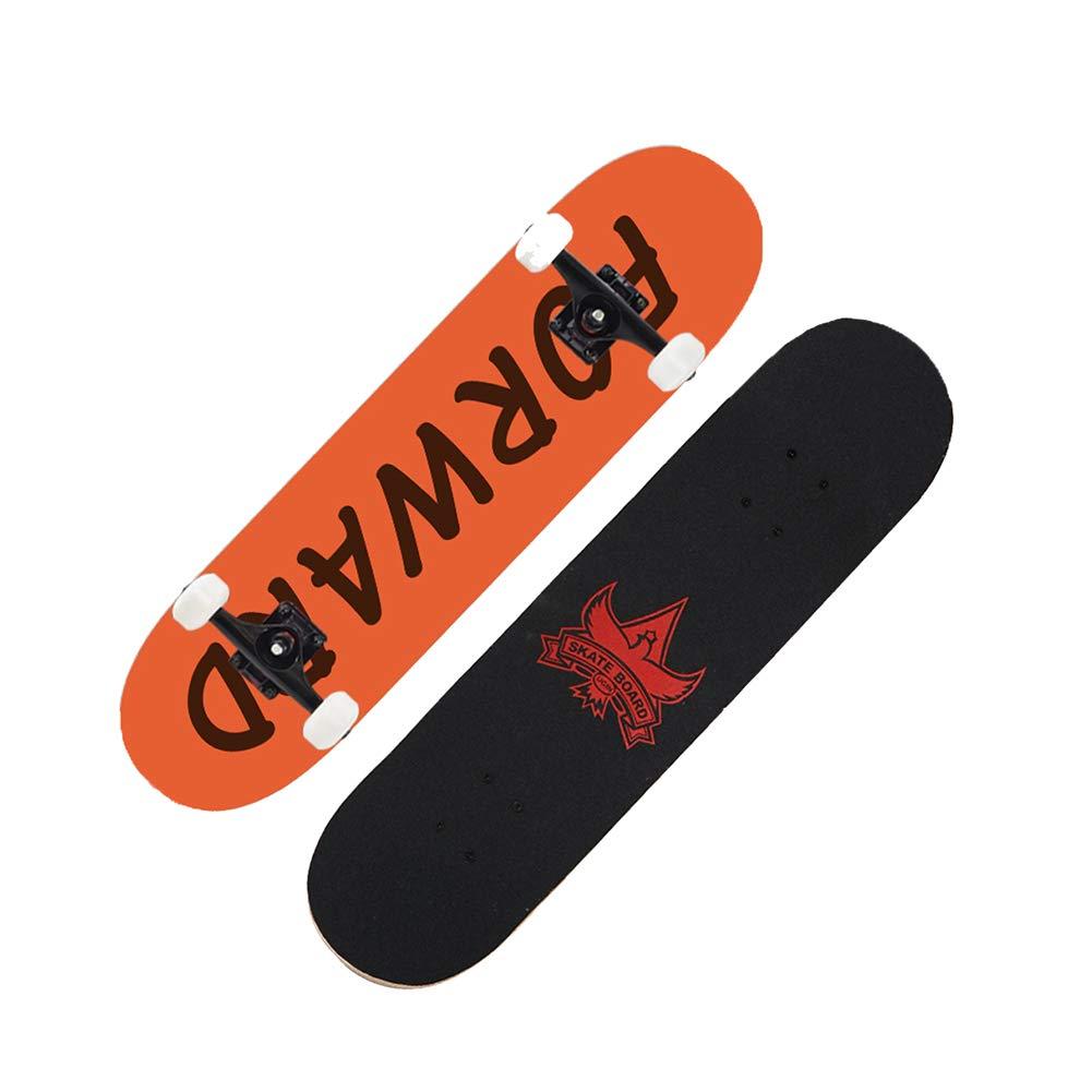 【超ポイント祭?期間限定】 ZX 初心者 スクーター ダブルロッカー 専門家 ブラシストリート (色 Orange ハイウェイ 4ラウンド B07H1YZZZT 若者 アダルト 女の子 男の子 (色 : Strength) B07H1YZZZT Orange Orange, オニシマチ:d2f666d1 --- a0267596.xsph.ru