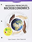 img - for Loose-leaf Version for Modern Principles of Microeconomics book / textbook / text book