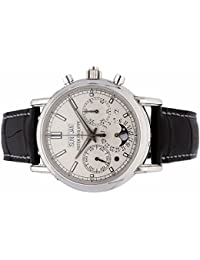 Grand Complications mechanical-hand-wind mens Watch 5204P-001 (Certified Pre-owned)