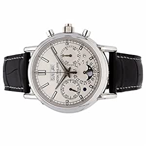 Patek Philippe Grand Complications mechanical-hand-wind mens Watch 5204P-001 (Certified Pre-owned)
